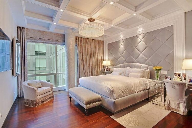 Best 10 Beautiful Bedrooms With Coffered Ceilings With Pictures