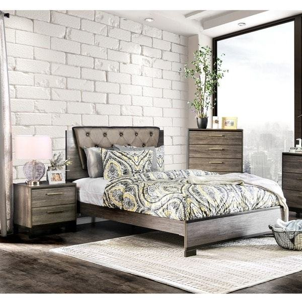 Best Furniture Of America Silvine Contemporary 3 Piece Antique With Pictures