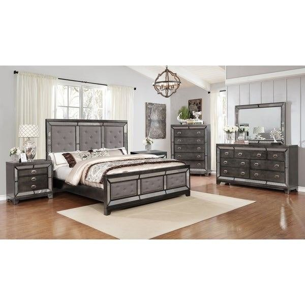 Best Shop Best Quality Furniture Victoria 6 Piece Bedroom Set With Pictures