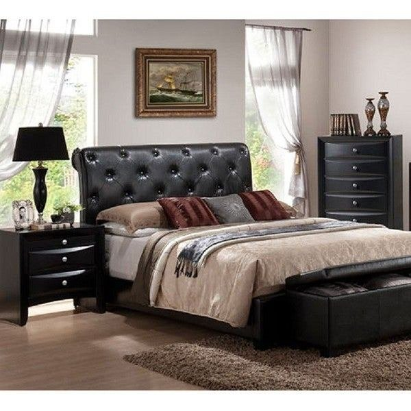 Best Vegas 3 Piece King Bedroom Set Free Shipping Today With Pictures