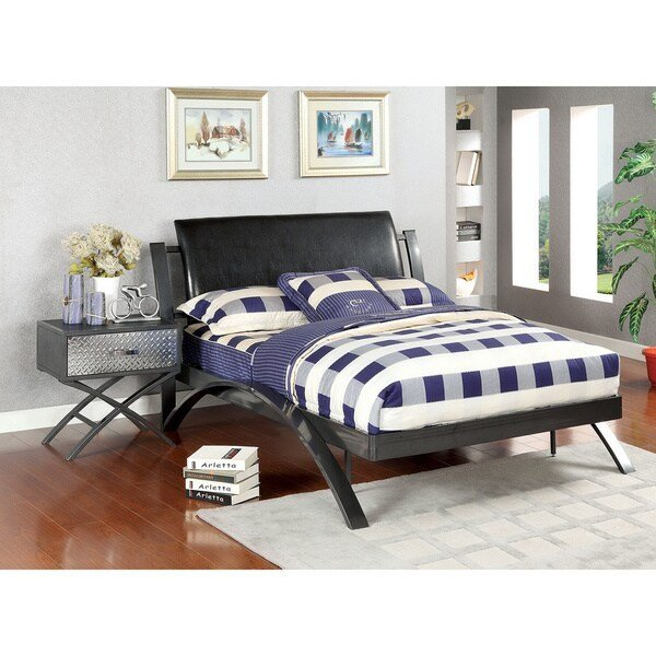 Best Shop Furniture Of America Liam Full Size Bed And With Pictures