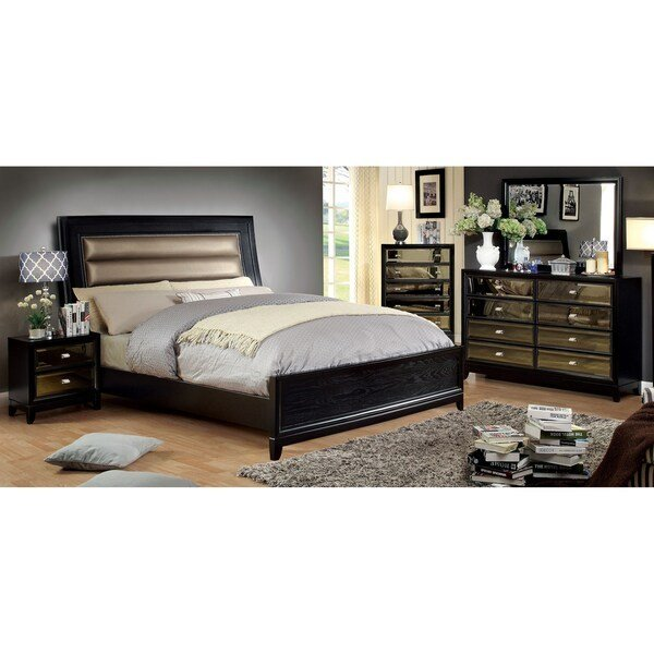 Best Shop Furniture Of America 4 Piece Bedroom Set Free With Pictures