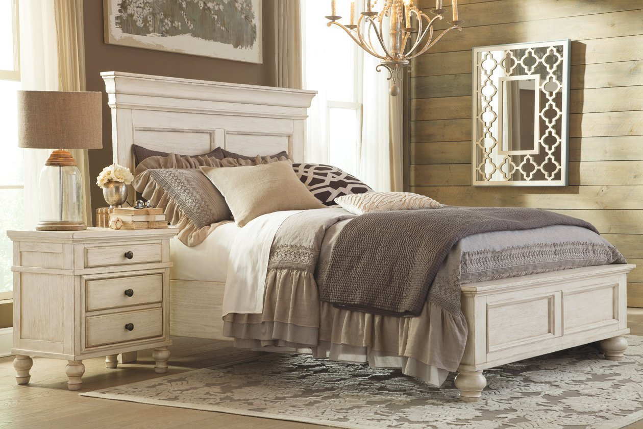 Best 3 Steps To Creating A Warm Rustic Bedroom Ashley Homestore With Pictures