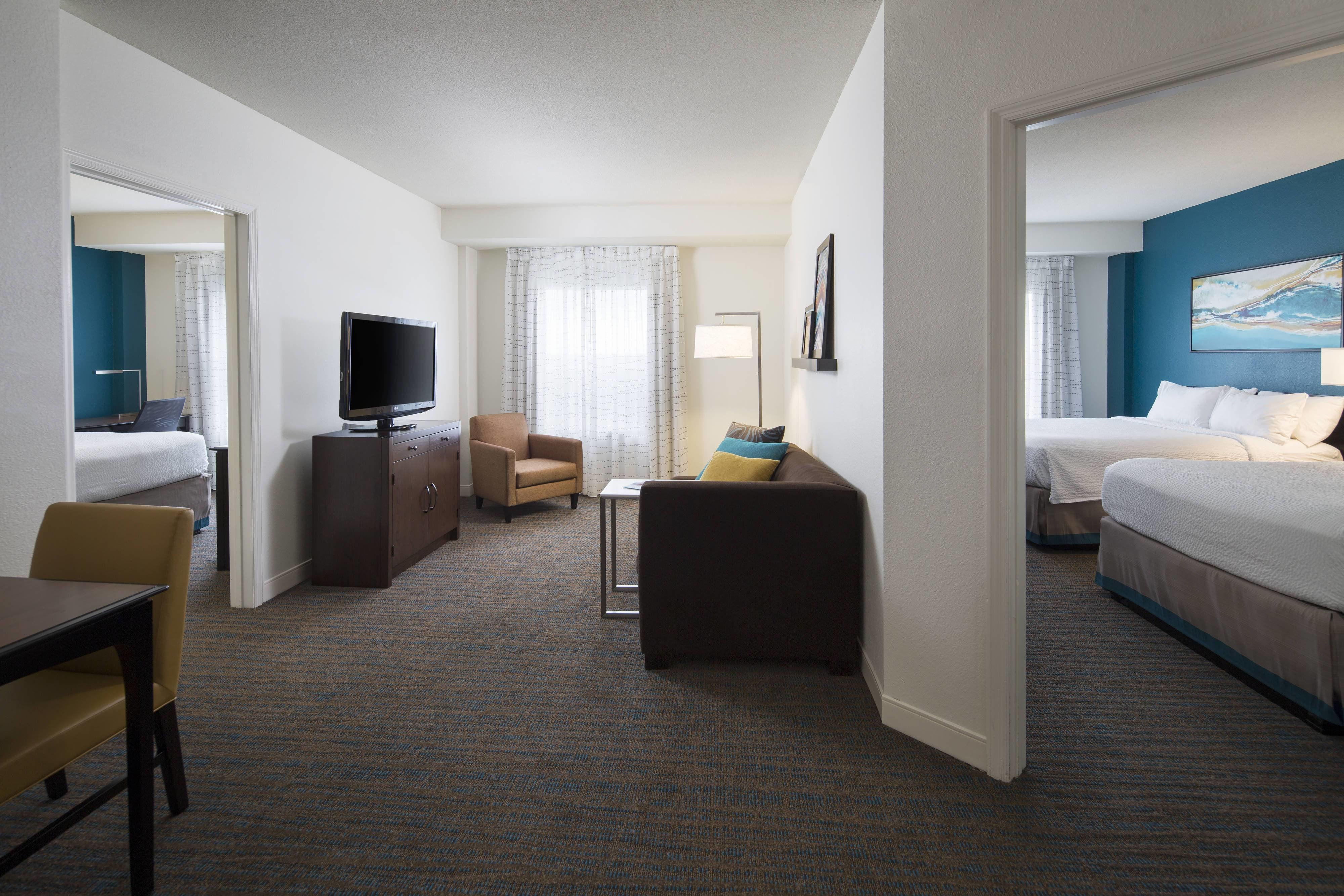 Best Studio And 2 Bedroom Suites In Orlando Fl Residence Inn With Pictures