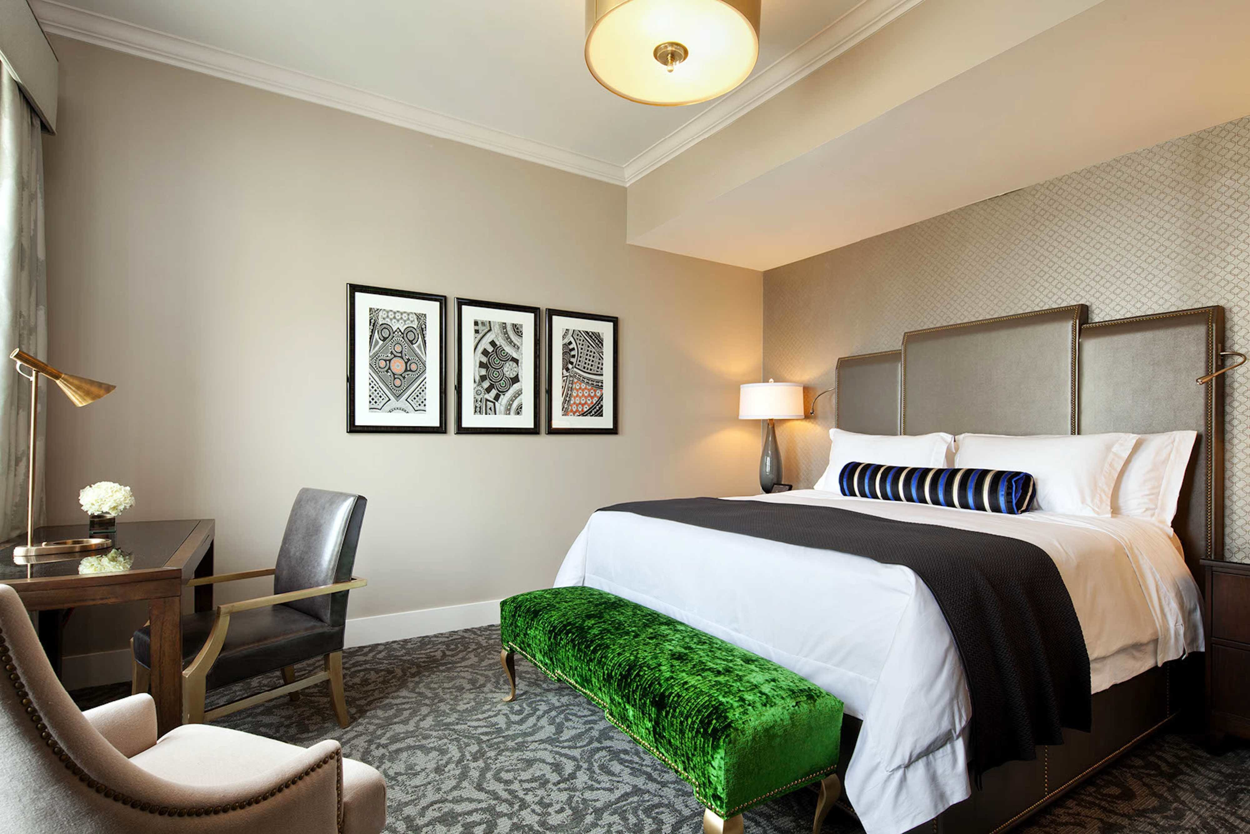 Best Downtown San Antonio Hotel The St Anthony A Luxury With Pictures