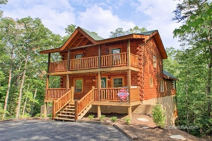 Best A Perfect Stay 5 Bedroom Cabin Rental Cabins Usa Gatlinburg With Pictures