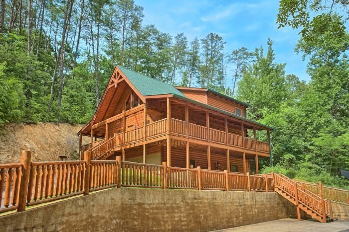 Best 3 Bedroom Cabin Rental Close To Dollywood And The Pigeon With Pictures