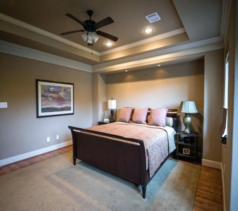 Best Alternatives To Recessed Lighting In Bedroom The With Pictures