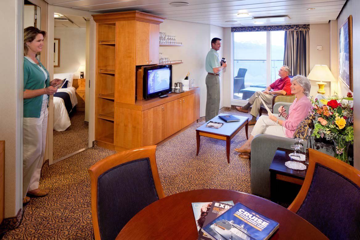 Best Two Bedroom Suite With Balcony Cat Ts Cruise Deals Expert With Pictures