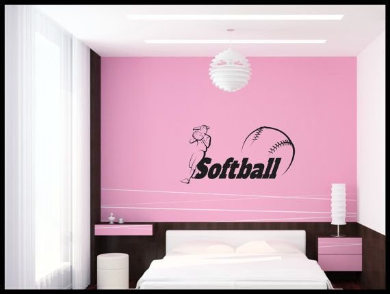 Best Softball Quotes Teenage Girl Bedroom Quotesgram With Pictures