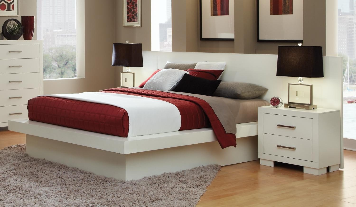 Best Coaster Jessica Panel Bedroom Set Jessica Collection 2 Reviews 1Stopbedrooms Com With Pictures