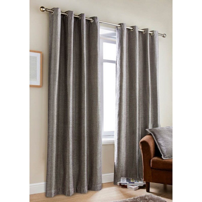 Best Oakley Oxford Chenille Curtains 66 X 72 Home B M With Pictures