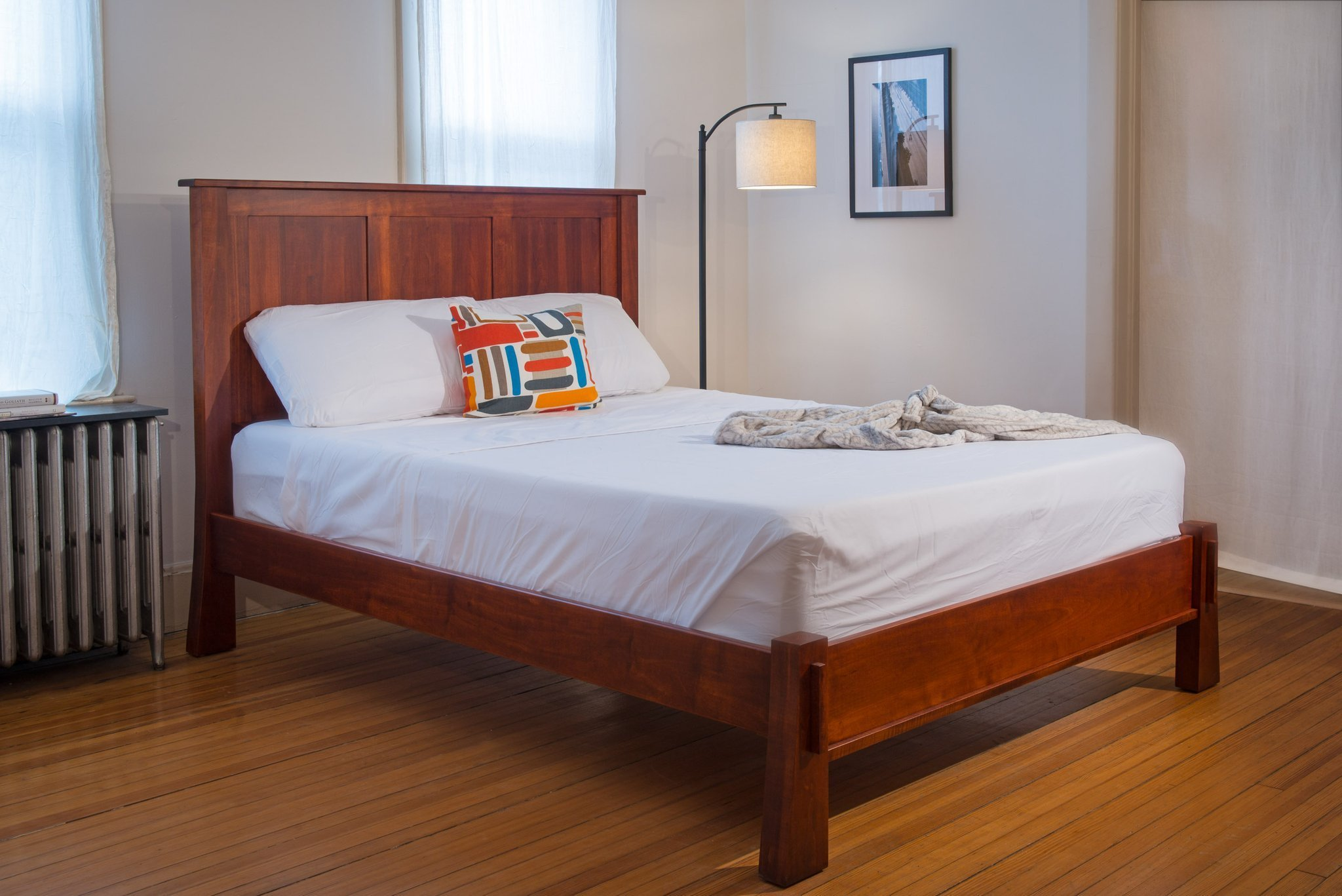 Best Hickory Bedroom Sets Erik Organic With Pictures