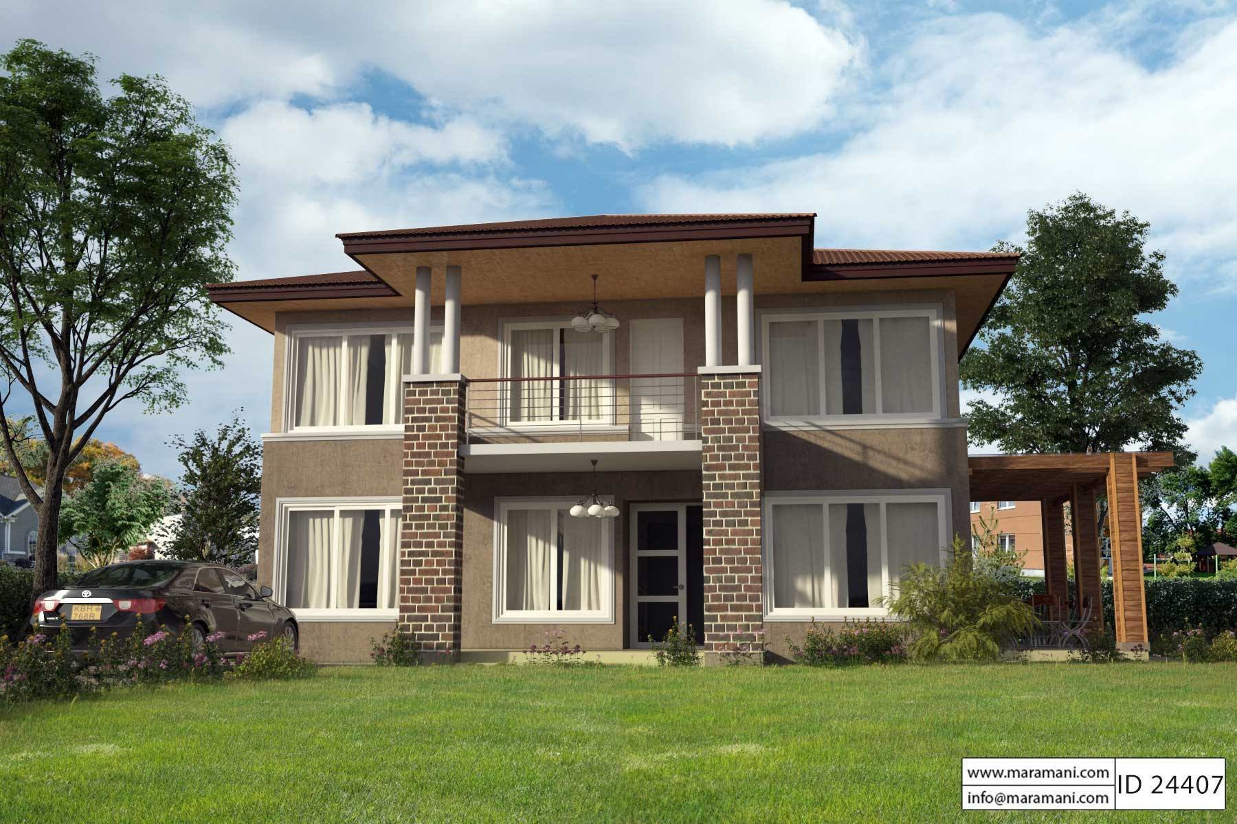 Best Four Bedroom House Plan Id 24407 House Plans Maramani Com With Pictures