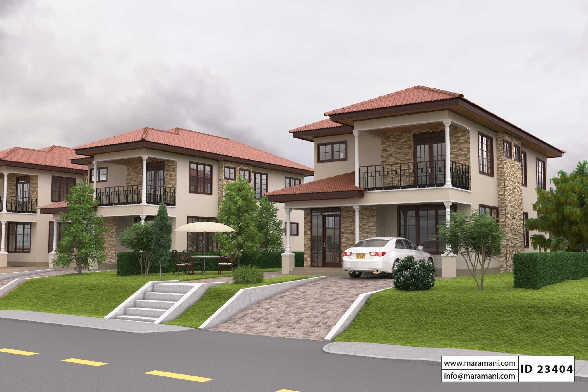 Best Three Bedroom House Id 23404 Maramani Com With Pictures