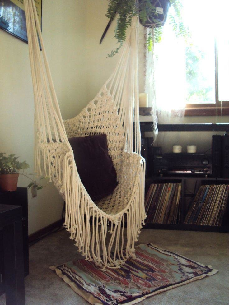 Best Indoor Hammock Swing Chair Ideas With Pictures