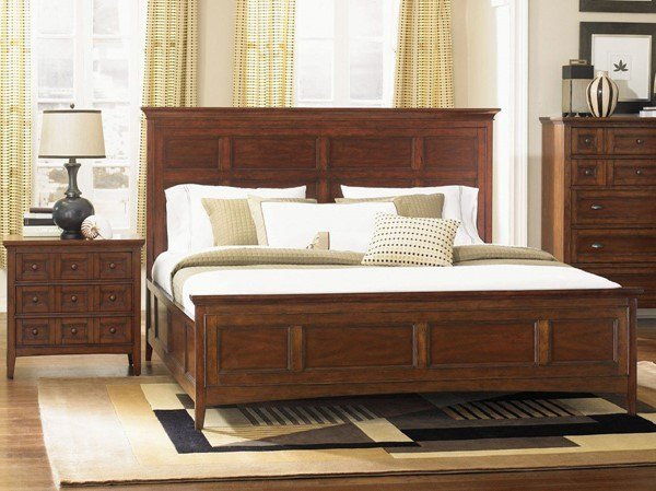 Best Magnussen Home Harrison 2Pc Bedroom Set With Queen Panel With Pictures