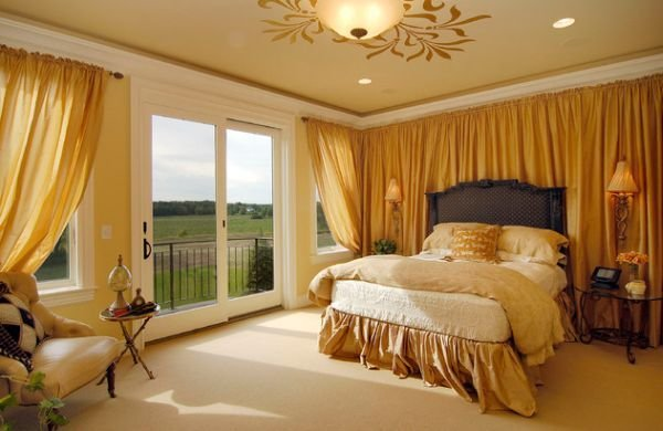Best 30 Modern Curtains To Adorn Your Sliding Glass Doors In Style With Pictures
