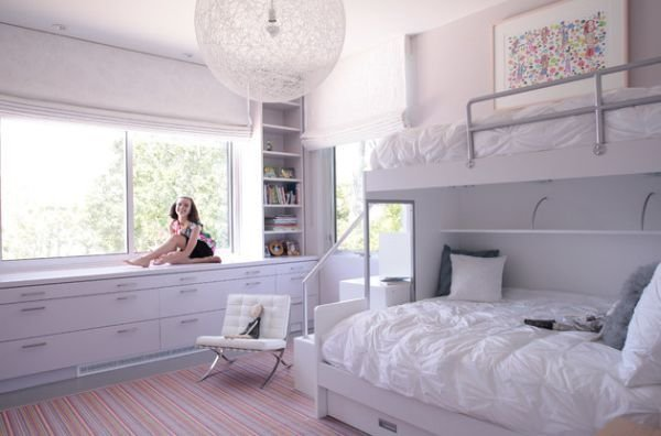 Best 50 Modern Bunk Bed Ideas For Small Bedrooms With Pictures