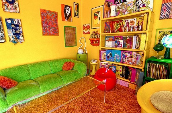 Best Retro Living Room Ideas And Decor Inspirations For The With Pictures
