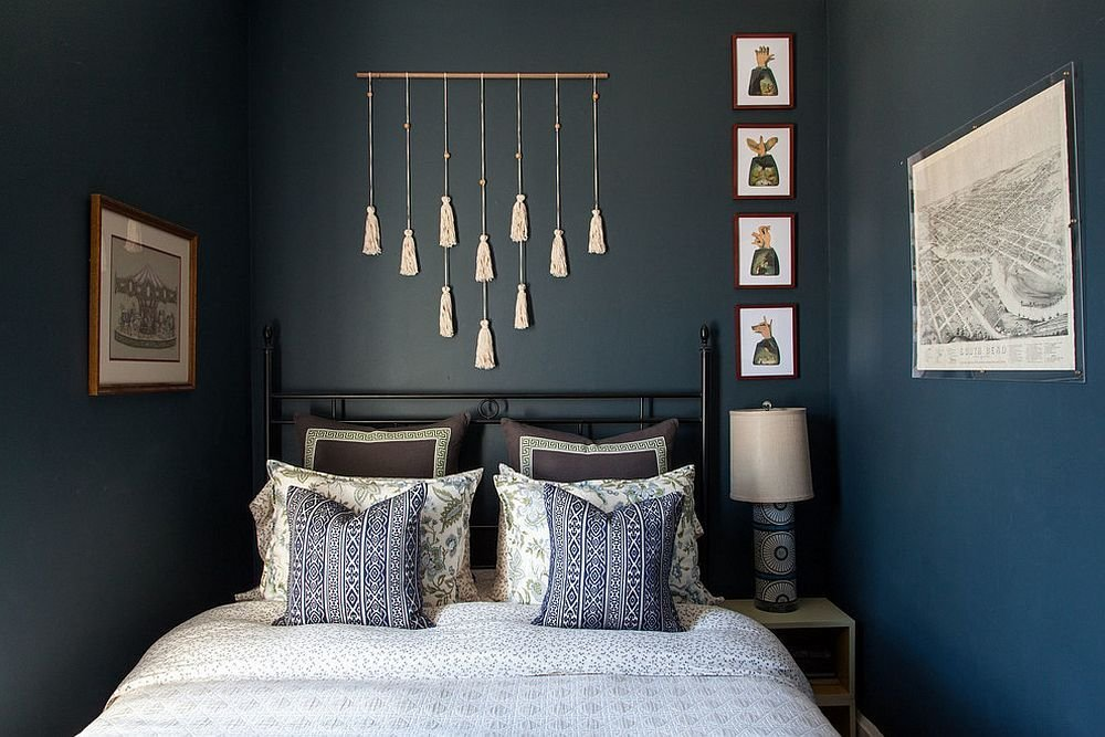 Best Gray And Blue Bedroom Ideas 15 Bright And Trendy Designs With Pictures