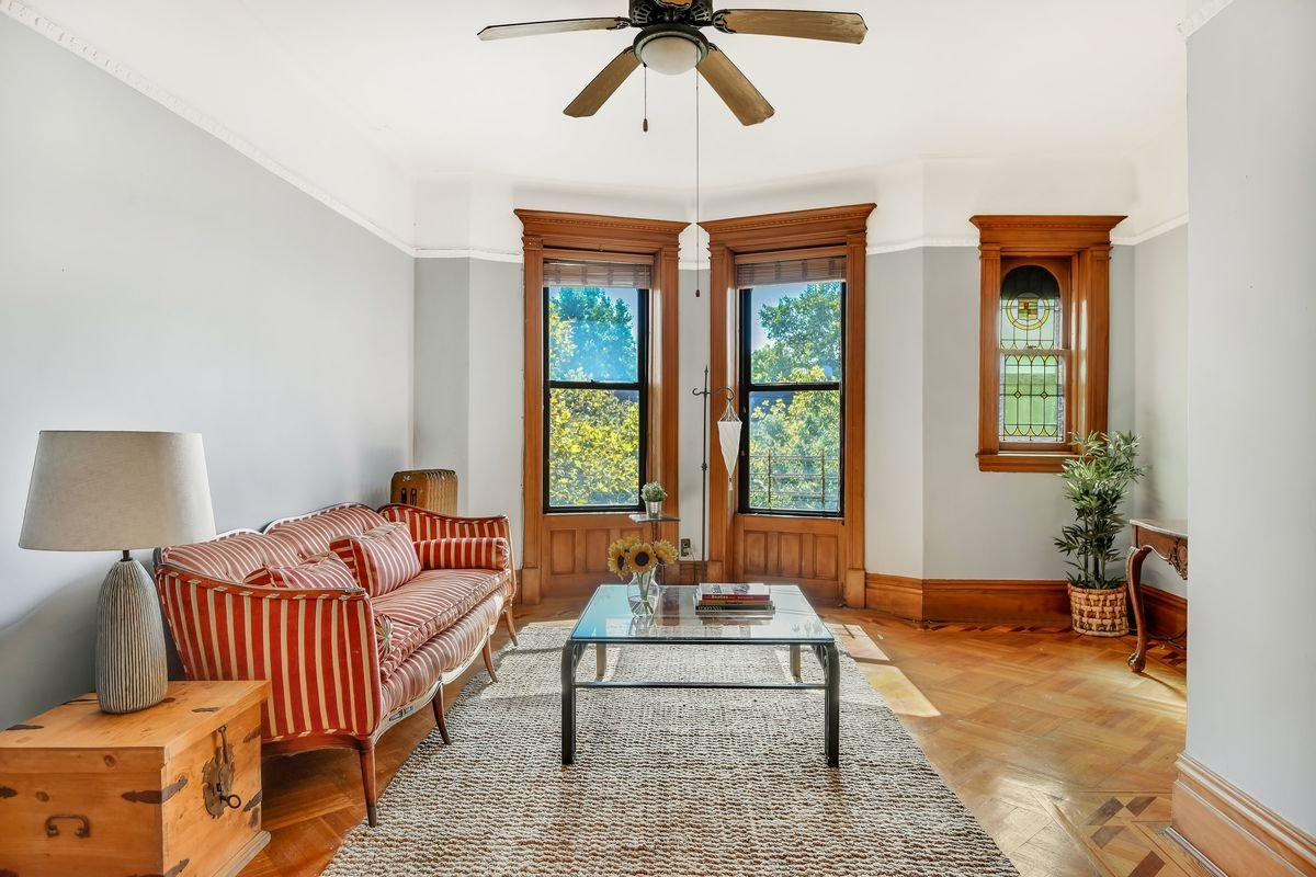 Best How Much For A Park Sl*P* Two Bedroom Brimming With Original Details Curbed Ny With Pictures