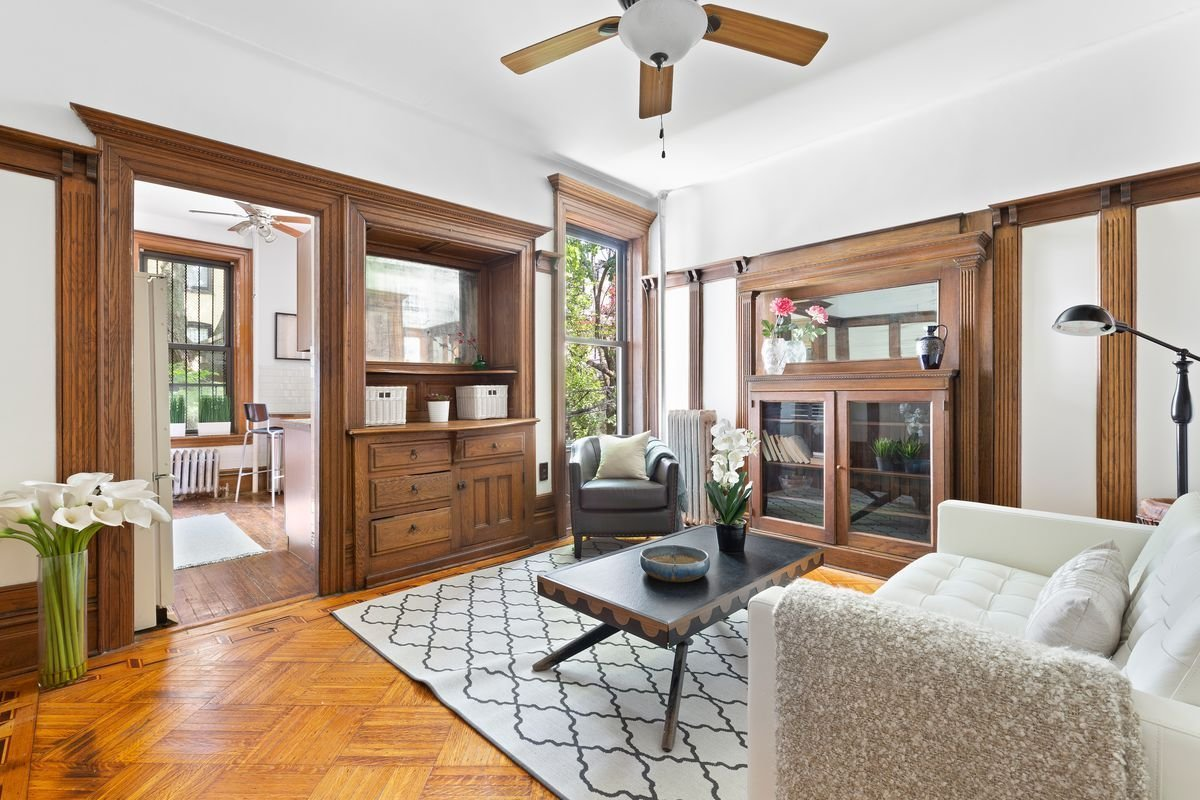 Best How Much For A Park Sl*P* Two Bedroom With Vintage Details Curbed Ny With Pictures