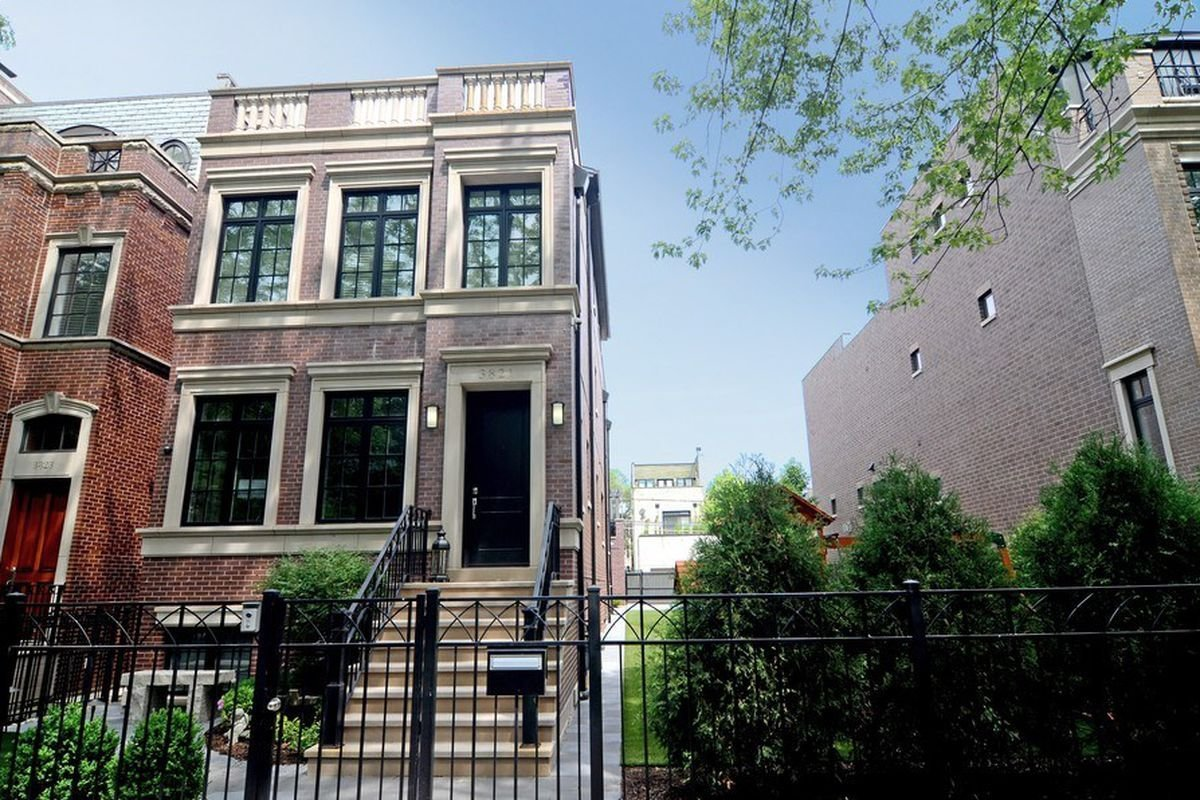 Best Niklas Hjalmarsson Lists Lakeview Mansion For 3 199M Curbed Chicago With Pictures