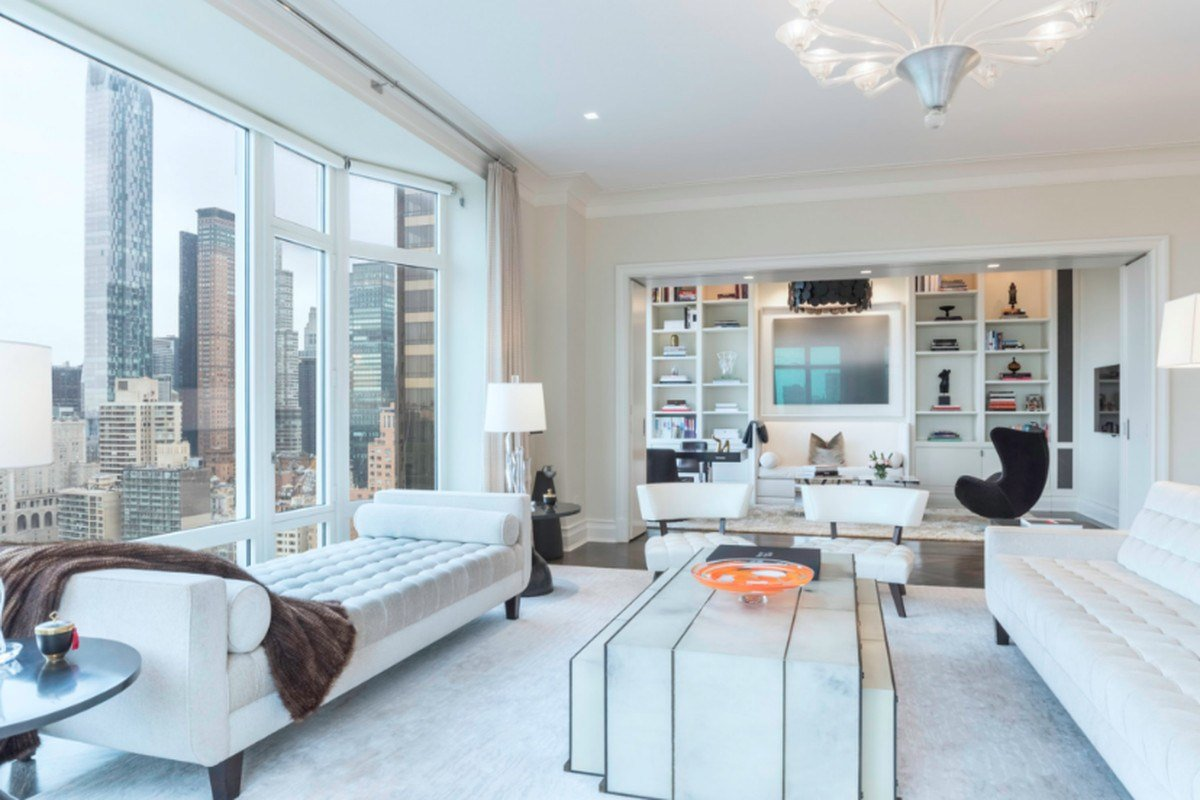 Best Revamped 15 Central Park West Condo With Stellar Views With Pictures