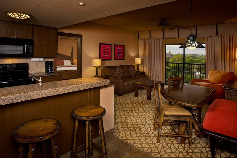 Best Two Bedroom Three Bath Standard View Disney S Animal With Pictures
