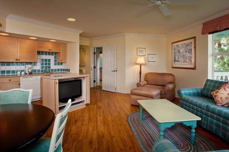 Best One Bedroom Disney S Old Key West Resort Orlando Suite With Pictures