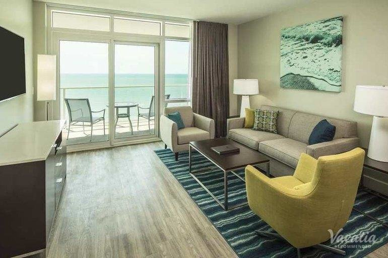 Best Two Bedroom Two Bath Oceanfront Ocean 22 By Hilton With Pictures