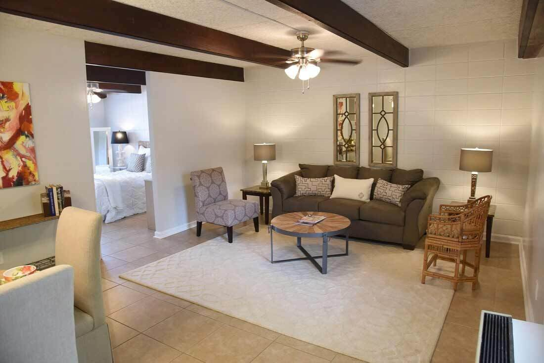 Best One Bedroom Apartments Athens Ga Carousel Village With Pictures