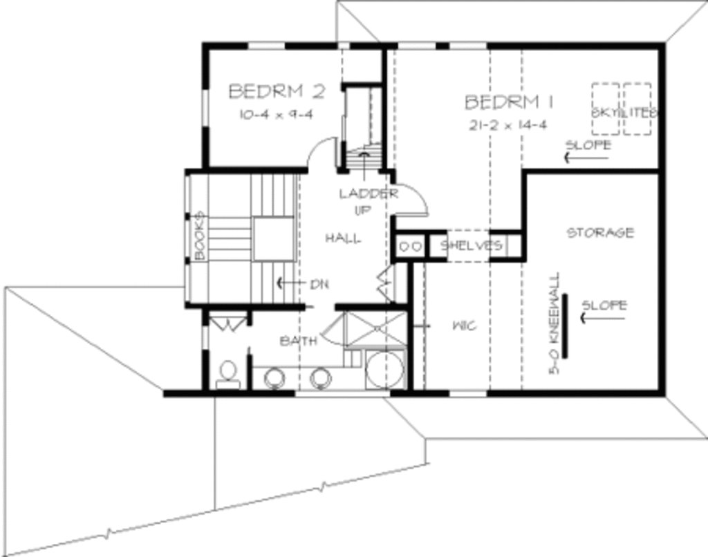 Best Contemporary Style House Plan 3 Beds 2 50 Baths 2440 Sq With Pictures