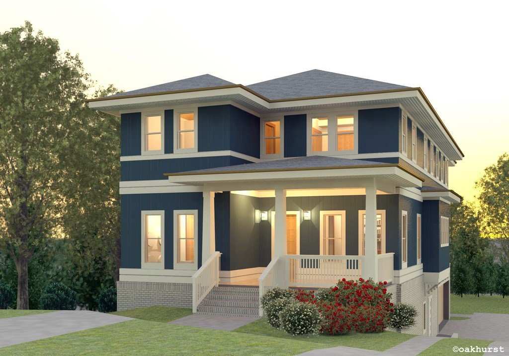Best Contemporary Style House Plan 5 Beds 3 50 Baths 3193 Sq With Pictures