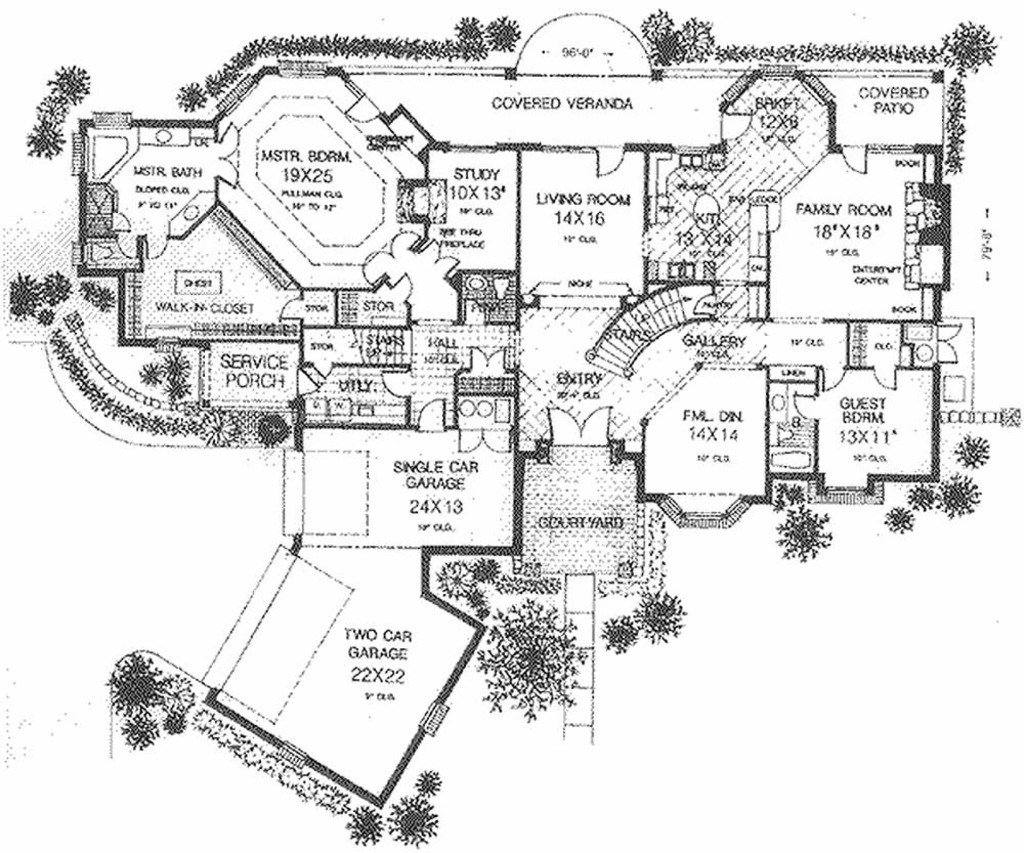 Best European Style House Plan 5 Beds 4 50 Baths 4451 Sq Ft With Pictures