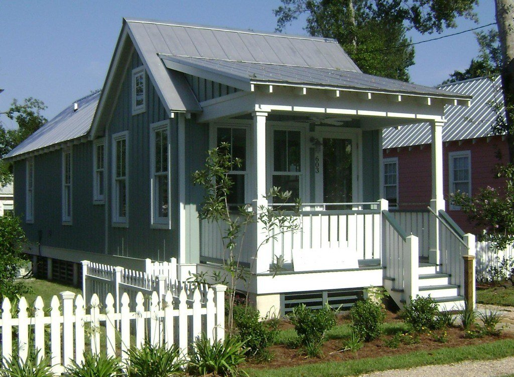 Best Cottage Style House Plan 2 Beds 1 Baths 672 Sq Ft Plan With Pictures