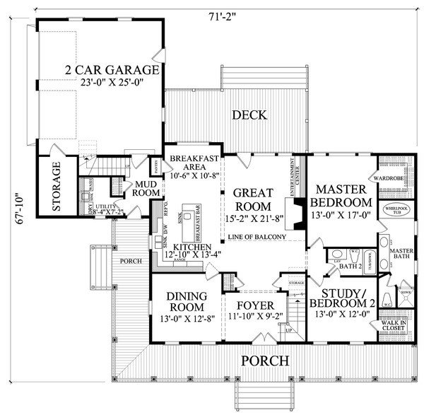 Best Farmhouse Style House Plan 4 Beds 3 Baths 2553 Sq Ft With Pictures