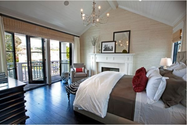 Best 13 Beautiful Bedroom Design Ideas With Balconies With Pictures