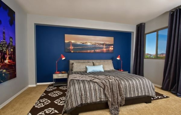 Best 15 Blue Bedrooms With Soothing Designs With Pictures