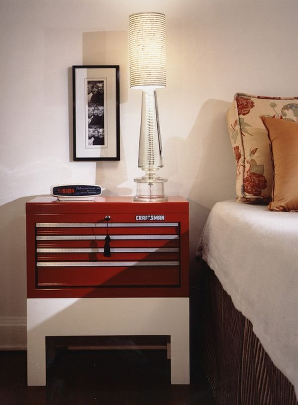 Best Uber Masculine Ways To Style The Nightstand With Pictures