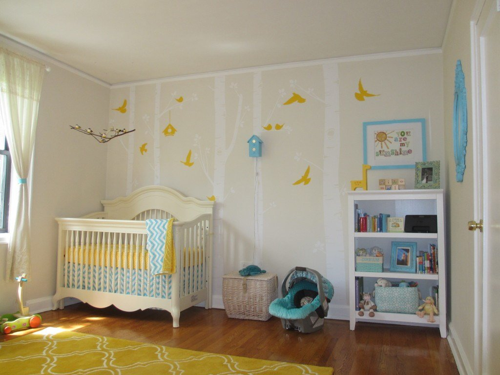 Best Color Psychology For Nursery Rooms Learn How Color With Pictures