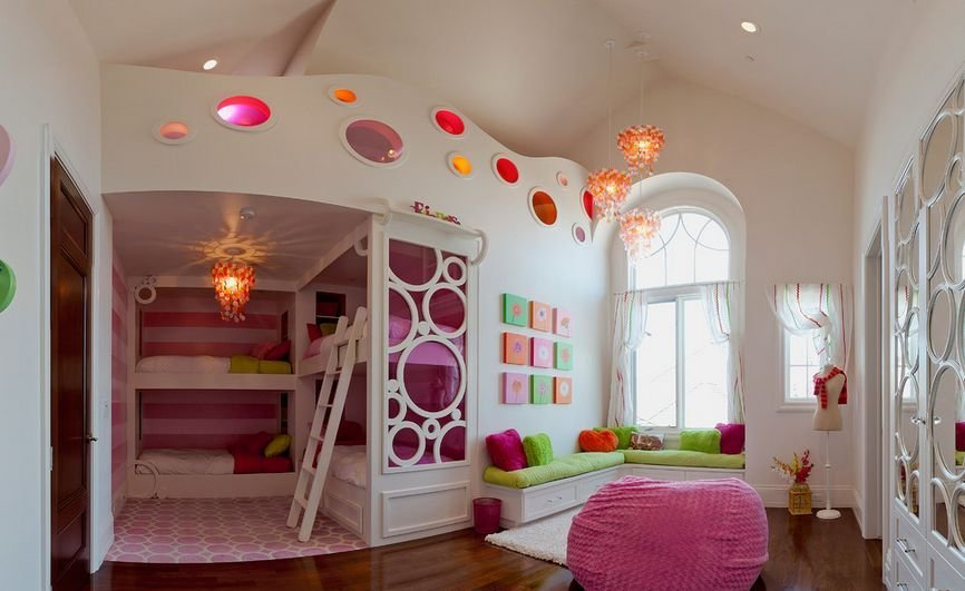 Best Cute Bedroom Design Ideas For Kids And Playful Spirits With Pictures