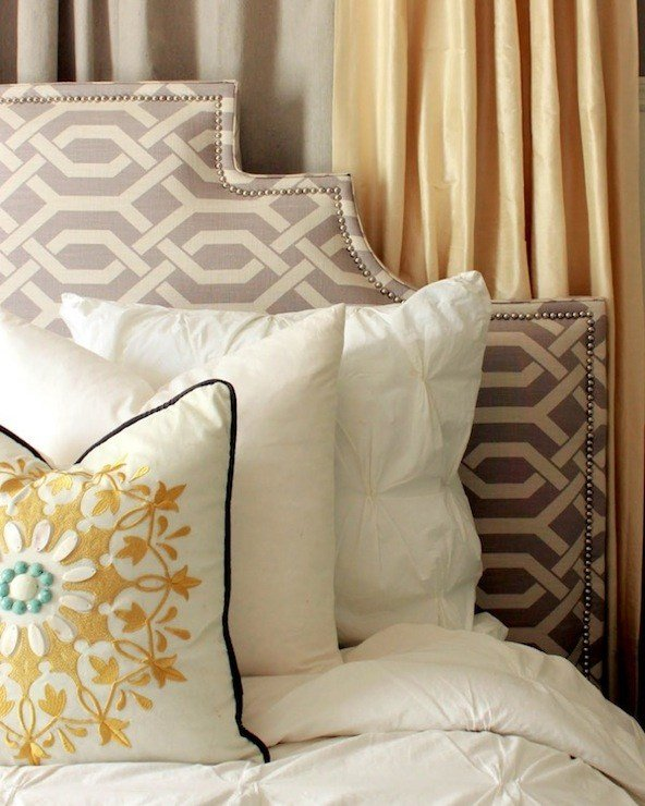 Best 10 Fabric Headboard Ideas For Your Bedroom With Pictures