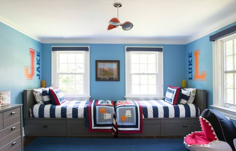 Best Simple Ways To Make Twin Beds For Boys Look Cozy With Pictures
