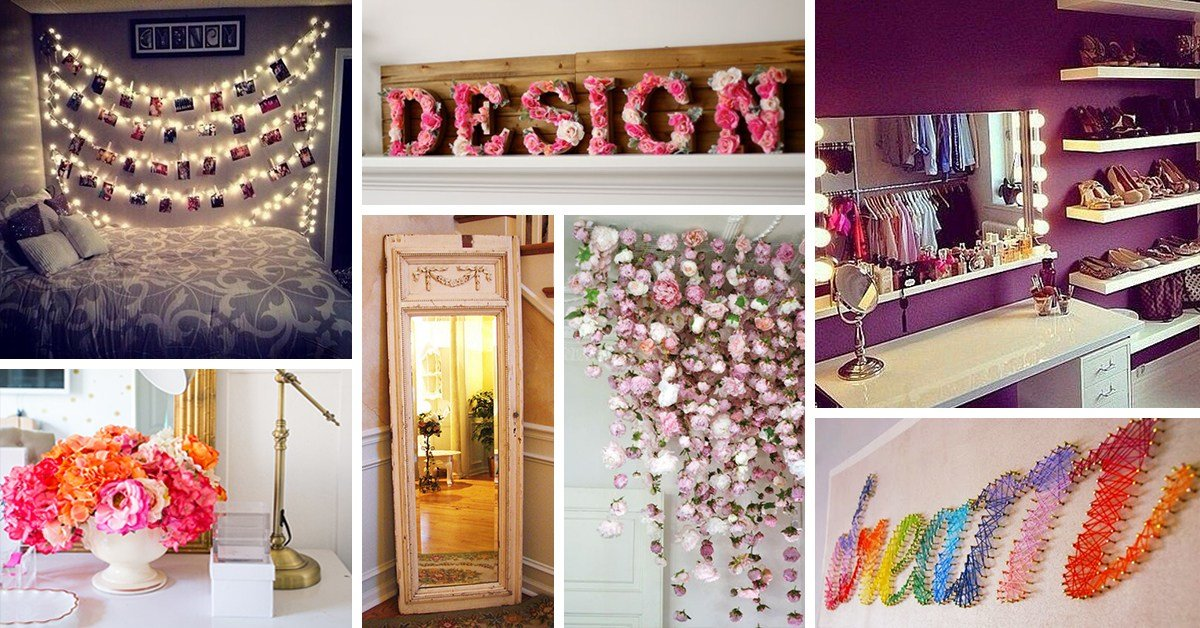 Best 50 Stunning Ideas For A T**N Girl's Bedroom For 2017 With Pictures