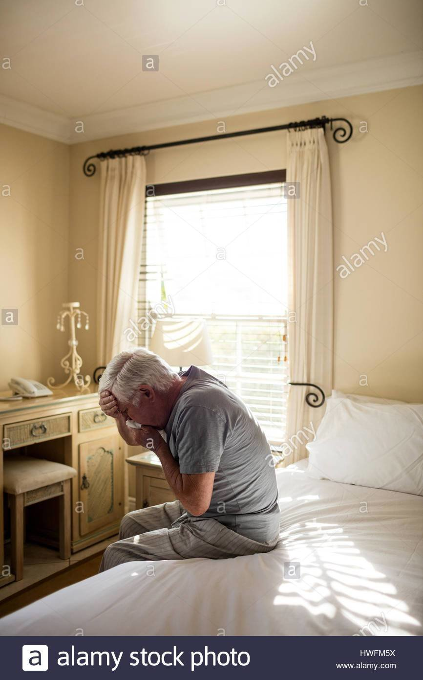 Best Cough Man Senior Stock Photos Cough Man Senior Stock With Pictures
