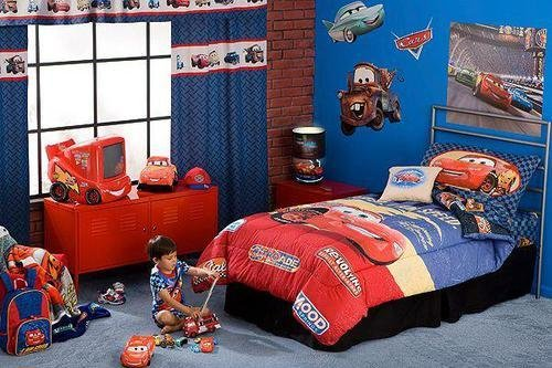Best Bedroom The Exciting Design Of Race Car Bedroom Decor With Pictures