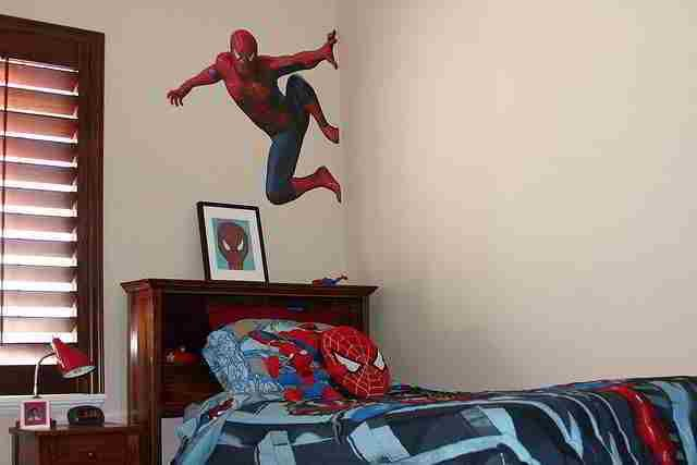 Best Disney Inspired Bedroom Ideas For Boys Kids Wall With Pictures