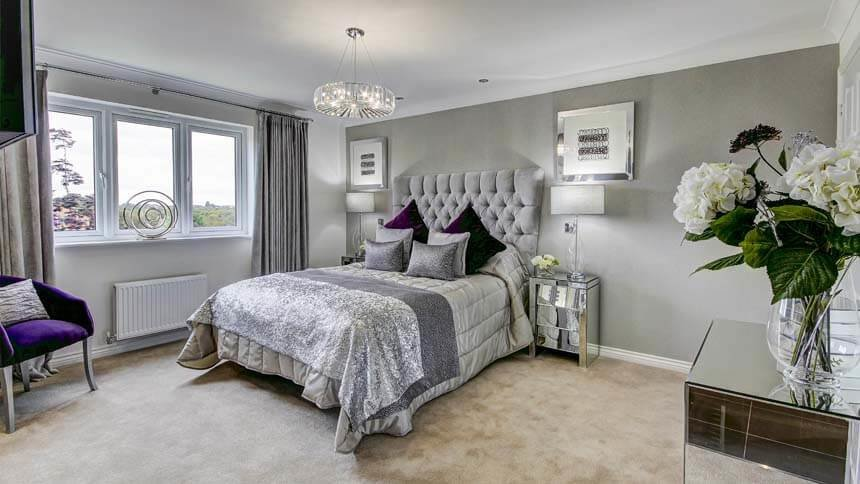 Best The Maxwell Frankfield Loch Stepps Show Home Room By Room With Pictures